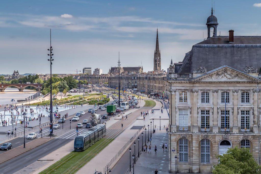 Ecologie Résilience territoriale - Bordeaux